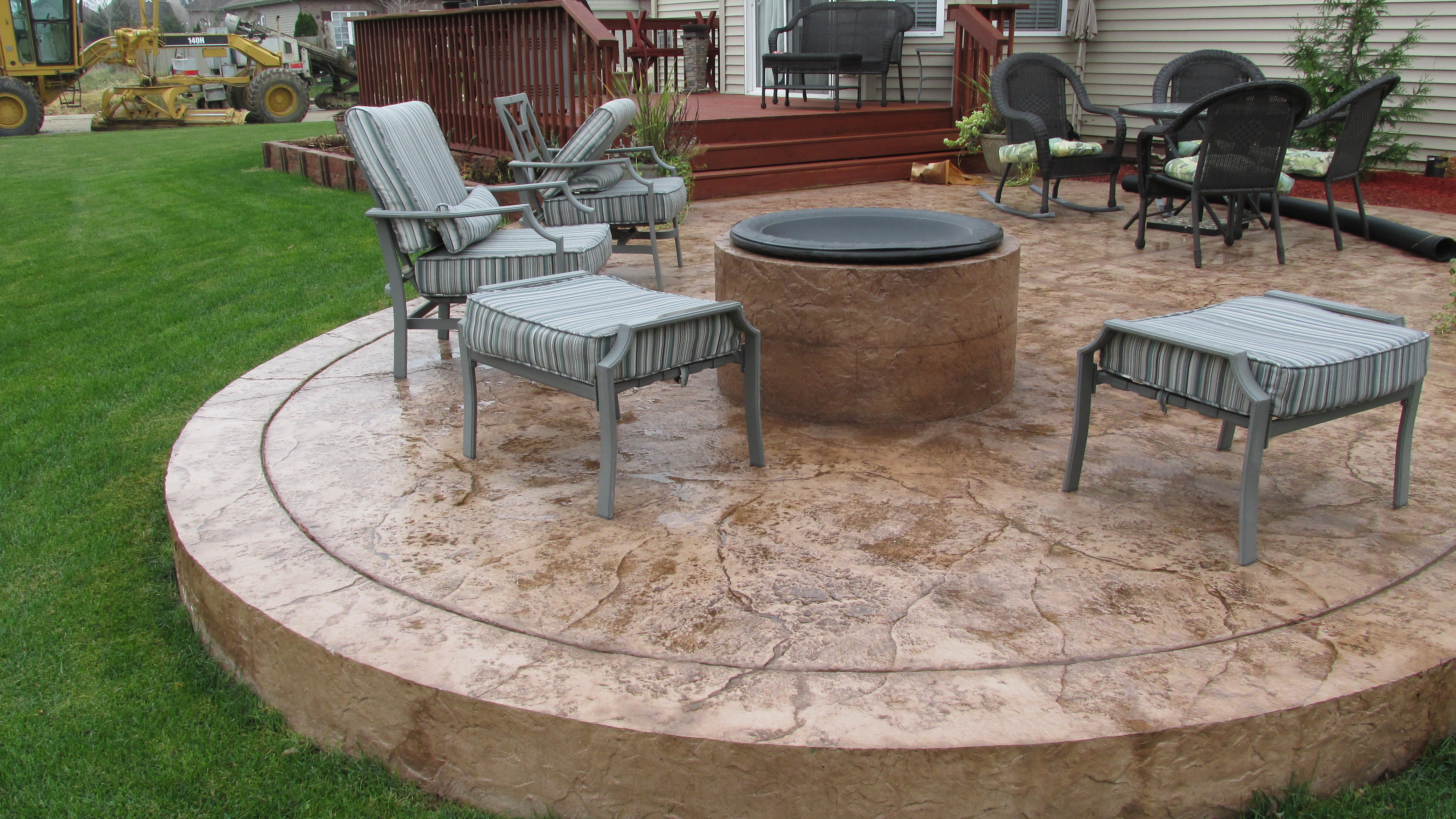 Image Result For Pictures Of Backyard Patios And Decks